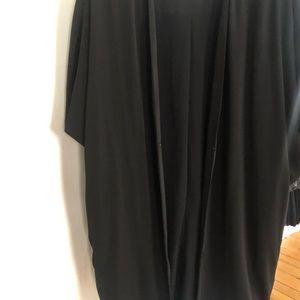 Miilla Clothing Tops - Miilla Black Kimono